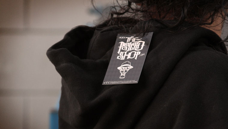 psycho realm sweater