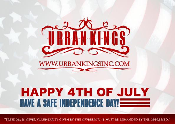 UKMG HAPPY 4TH OF JULY