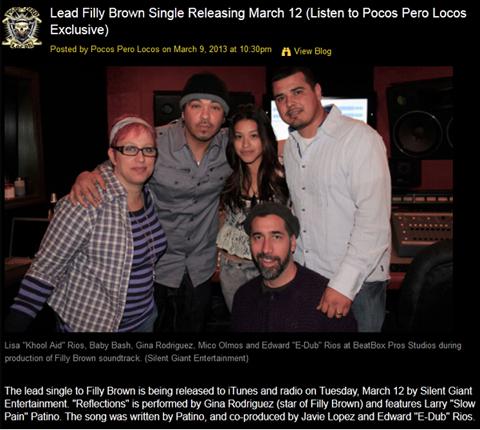 "Jenni Rivera | Urban Kings Music Group ""Kings Of The Streets"""